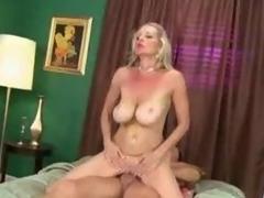 Sexy older blonde cougar cassy torri