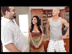 Priya is annoyed of constantly begging her boyfriend for some action and continuously being rejected for his allies. When that babe explains her situation to her boyfriends ally Johnny that guy thinks that his ally is a complete idiot for rejecting her and gives her exactly what this babe needs.
