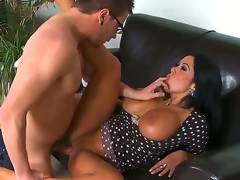 Dane Cross gets tempted into fucking by Mature sexy Sienna West