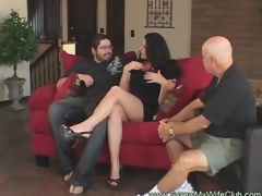 Hubby Craves Wifey Drilled Hard
