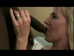 Aged wife shows how dirty she can be with BBC