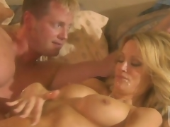 Deepthroat Blowjob And Cum On Pointer sisters After Sex For Jessica Drake